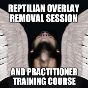 Reptilian Overlay Removal